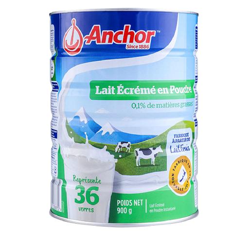 安佳脱脂奶粉罐装成人高钙营养奶粉中老年早餐奶粉900g*6罐包邮 新西兰正品保证【新西兰直邮】【市场变动频繁 请随时确认价格】